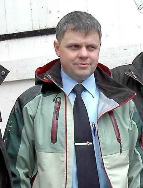 Ole Kristoffer Borhaug, fengselsleder Skien fengsel.