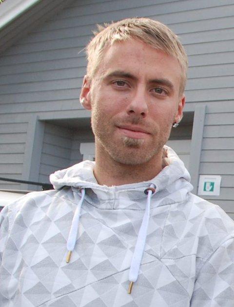 Daglig leder Carl Chr. Moland i PK Strøm AS.
