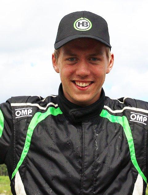 FORNØYD: Marius Bermingrud var fornøyd med semifinaleplass i helga. arkivFoto