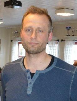 SPENT: Erlend Lund, nestleder i Halden Idrettsråd.