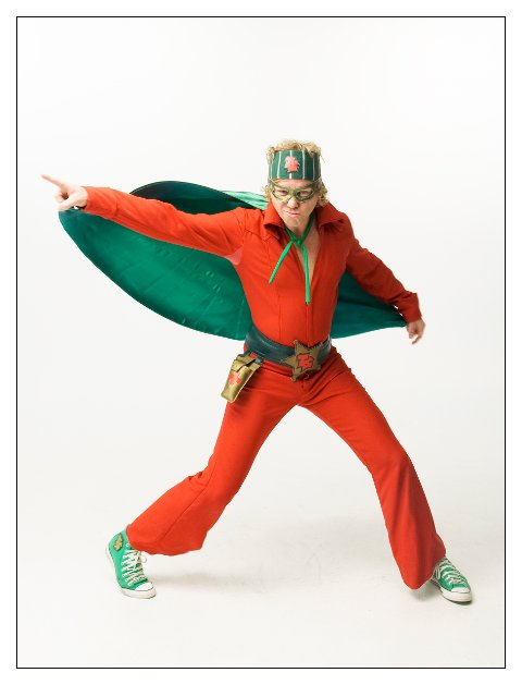 I FORM: Thoris Supergutt er i bedre form enn noensinne. Lørdag 22. juni kommer han til Bjørkelangen Musikkfestival.
