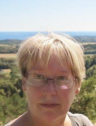 Marit på skogstur 2015