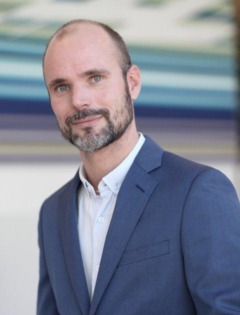 Audun Wiig, Næringspolitisk rådgiver KS Bedrift Energi.