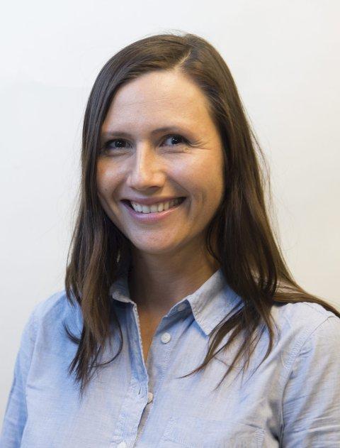 Svetlana Sorokina er postdoktor ved Geofysisk Institutt ved UiB og Bjerknessentreret for klimaforskning.