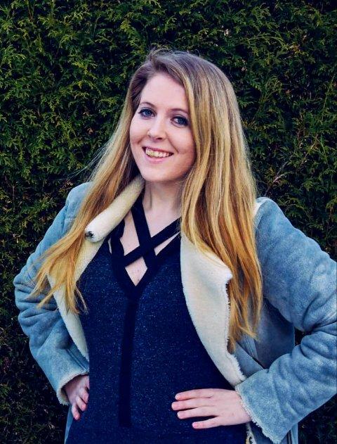 ENGASJERT: Line Løvlie Opedal fra Sofiemyr har engasjert seg i unge med epilepsi.