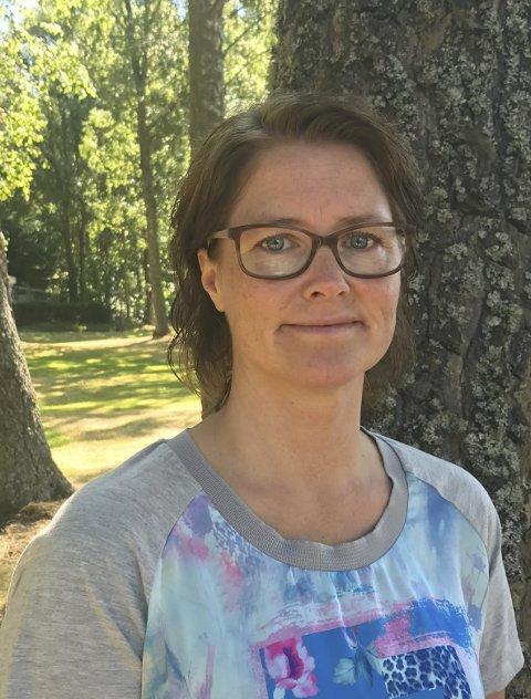 Hege-Kristin Lindgaard Pettersen er bryteklubbens første kvinnelige leder.