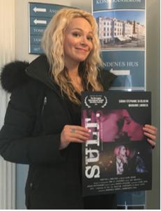 """KORTFILM: Oppsalbeboer Ella Rognes erotiske horrorfilm """"Sult"""" er nominert til beste kortfilm på filmfestivalen Oslo/Fusion."""