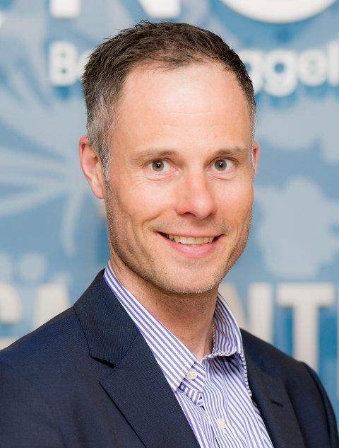 Administrerende direktør Kurt Figenschau