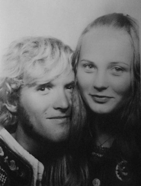 UNGDOMSKJÆRESTER: Eli og Atle ble kjærester som tenåringer.