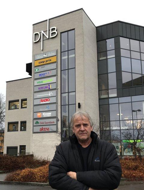 TAR GREP: Bjørn Berntsen får sikkerhetsansvar ved EPA-senteret i Kongsvinger.