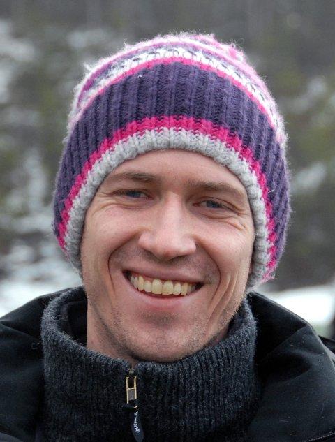 TRENER: Ole Anders Ulven fra Nordre Oppdalen blir ny trener for A-laget til Valdres FK.