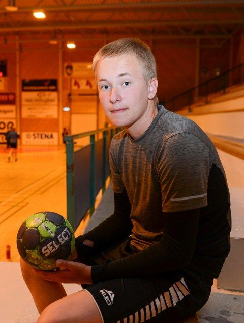 Samling: Onsdag er Kristian Thorsen innkalt til landslagssamling i håndball.
