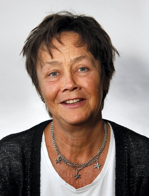 Merete Hannevik, seksjonssjef i Statens strålevern. Foto: Statens strålevern