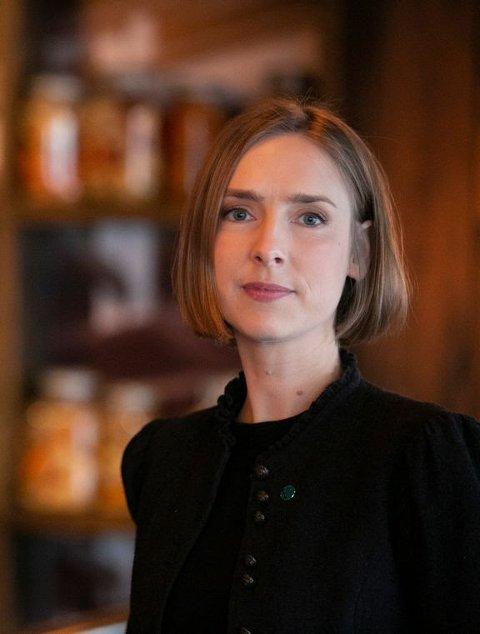 Næringsminister Iselin Nybø