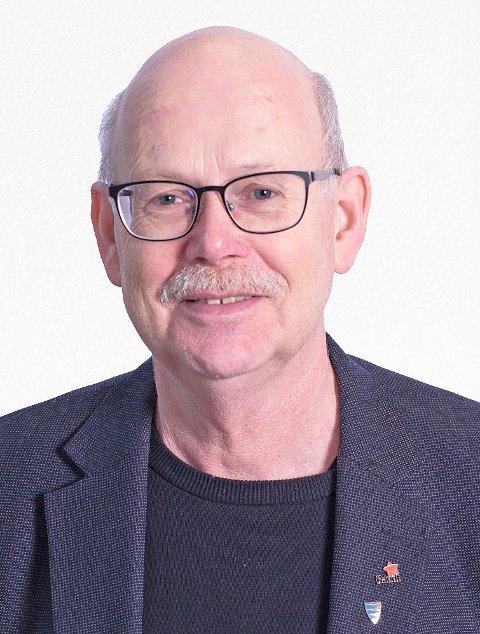 TAUTREKKING: Einar Rysjedal i Raudt meiner fleire vil trekke i den raude enden av tauet når dei ser korleis høgrekreftene øydelegg for til dømes lokal verdiskaping ved aluminiumsverket i Høyanger.