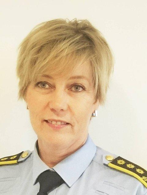 Kari Marie Kjellstad i Vest politidistrikt.