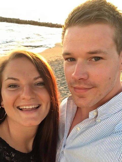 DROPPER JULEGAVER: Jelena Subotic (28) og Alexander Berge (28) dropper å gi hverandre gaver til fordel for andre som trenger hjelp i julen.