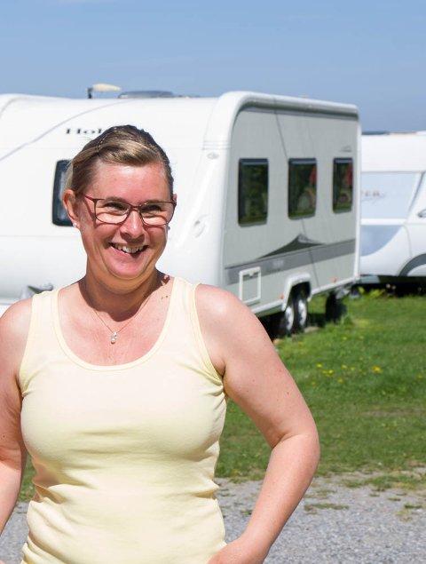 """Lise-Lott Anderssons besteforeldre """"oppdaget"""" Lunnevika. Årene har gått og nå har familien tilbragt sommerene sine i Lunnevika i 64 år."""