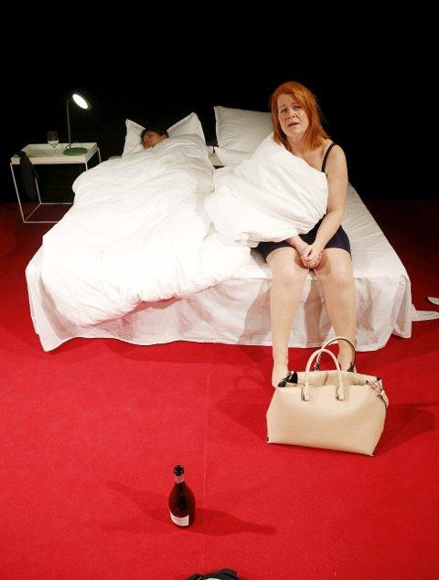 «Pietà» i regi av Haugesund Teater vises på Festiviteten.