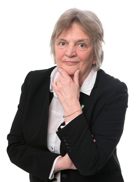 Rådmann Wenche Nedberg Grinderud