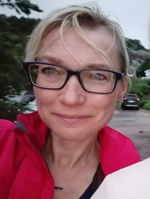 KREVENDE: – Vi vet at elever som har det bra sosialt, har det bedre med seg selv, sier Hov-lærer Anita Rime.