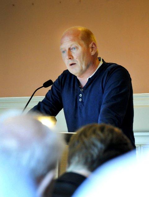 KREVER GRANSKNING: Gruppeleder i Skien Fremskrittsparti, Jørn Inge Næss vil ga gransket kommunens disposisjoner i BTV Fond
