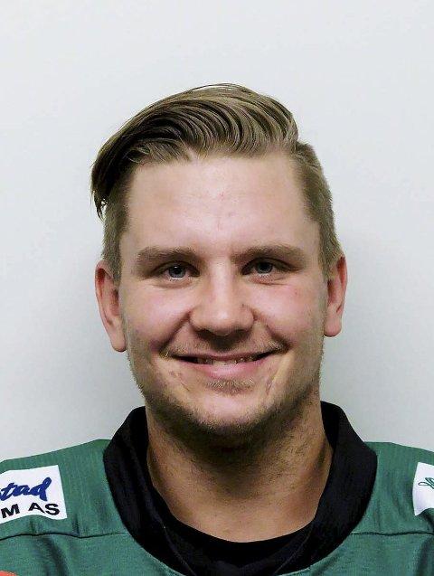 47 Tobias Skaarberg: Født: 19.01.91. Back.