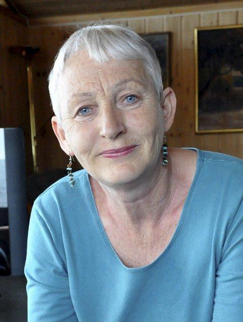 Leder: Anne Haugen Wagn skal jobbe med verdensarv.