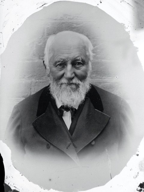 """REDER: Svend Foyn var hovedeier i """"Haabet"""", som hadde bidratt sterkt til at han tjente sin første store formue på selfangst fra 1840-årene og utover."""