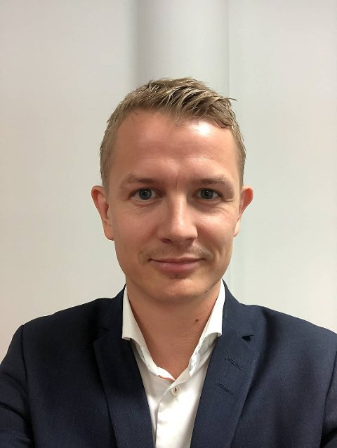 Tor Ramsøy, regionsjef i Eiendomsmegler Vest.
