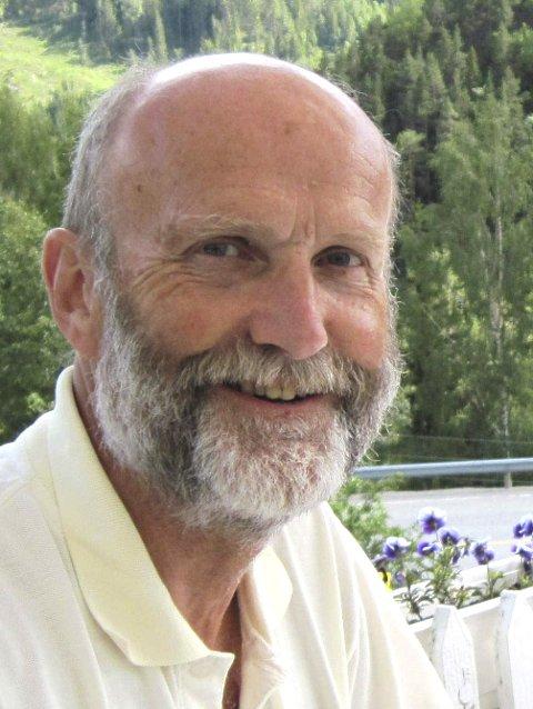50-årsmarkering: Søndag taler Knut Roberg - født og oppvokst i Halden - i Immanuelskirken.