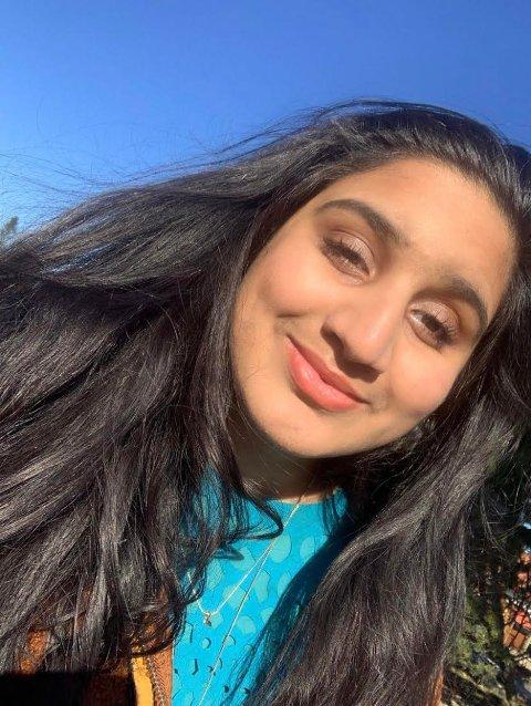 MANGE ENSOMME: Anam Amer forteller at mange hun kjenner har vært mye ensomme det siste året. – Mange får ikke hjelpen de trenger