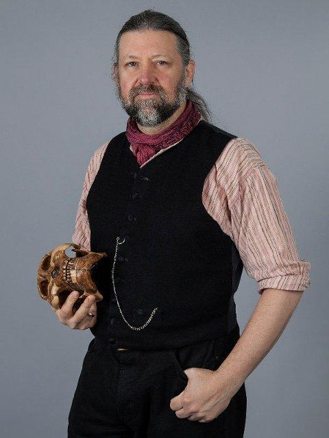 EKSPERT: Petter Bøckman er zoolog og universitetslektor ved UiO.