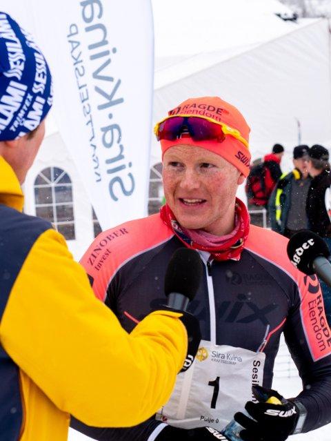 DELTAR: Joar Thele er en av mange som har meldt seg på Sesilåmi 2020. Ski Classics-løpet opplever voldsom interesse.