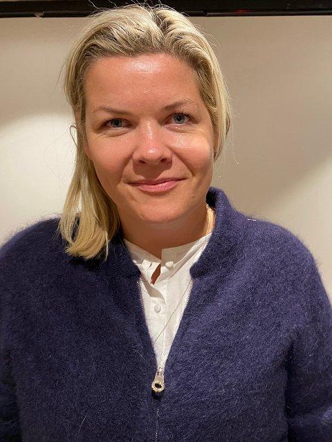 Fornøyd: Aase Refsnes er fornøyd med det meste av det som skjedde i hennes egen kommune i forbindelse med stortingsvalget, men ikke med valgdeltakelsen.