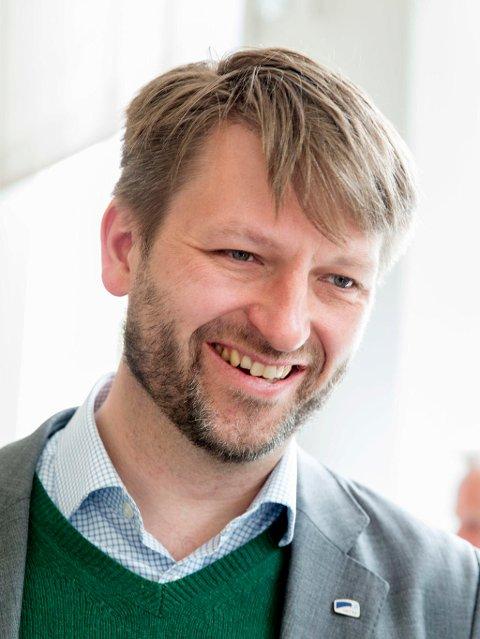 Leder av Samferdsels- og miljøkomiteen i Oslo, Eirik Lae Solberg.