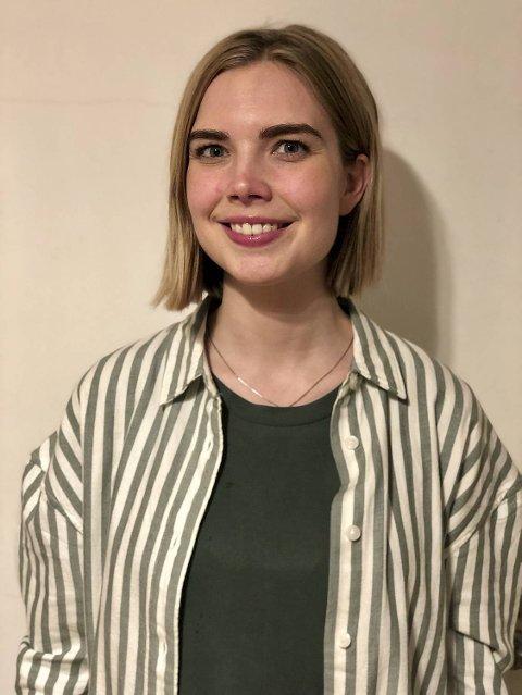 Vilja Skårset er gatepsykolog i Bergen.