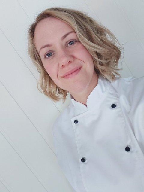 Gjestehusmedarbeider: Berit Karlstad er ansatt som fulltidsansatt på Breidablikk gjestehus.