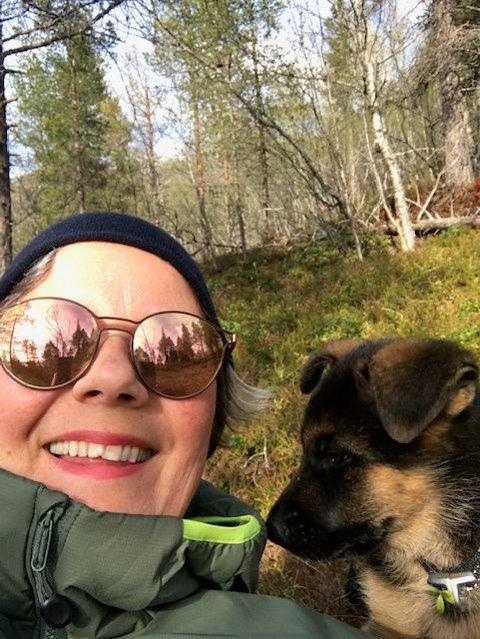 - Vi må bli mye flinkere til å fortelle om alle godene ved å bo i Kjøpsvik, Ballangen og Narvik. Vi har et rikt og spennende næringsliv på aksen Bjerkvik-Kjøpsvik, og vi er omgitt av vakker natur.
