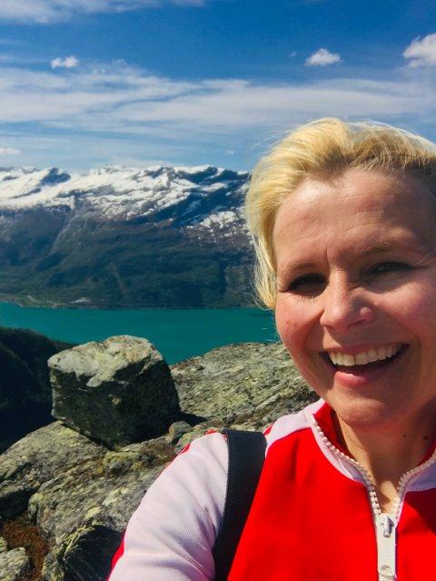 Hildegunn Soldal er frå Lofthus, men bur no i Oslo. Her jobbar ho som nettsjef i NRK.
