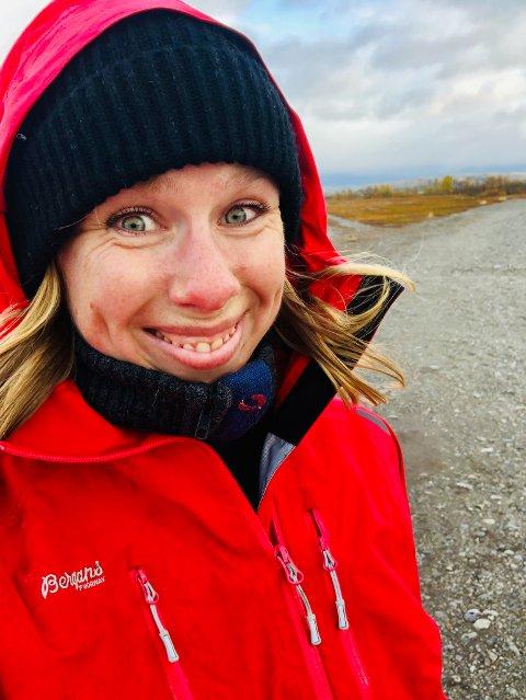Ansvarlig redaktør i Finnmarken, Anniken Renslo Sandvik