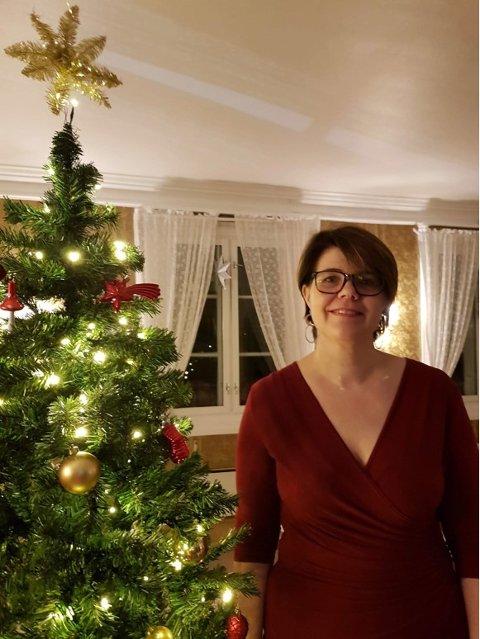 INVITERER TIL JULAFTEN: Randi Clutch brenner for at ingen skal sitte alene på julaften.