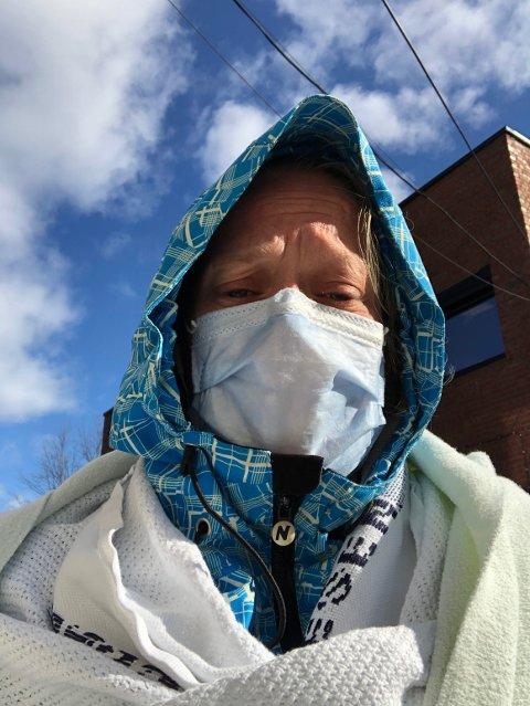 SKUFFET: Oceania Abrahamsrud fra Bøler er skuffet over måten hun ble behandlet på da hun besøkte Oslo Legevakt i forbindelse med kontroll av et operasjonssår.