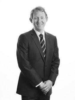 Torleif Ernstsen (39) - ny finansdirektør