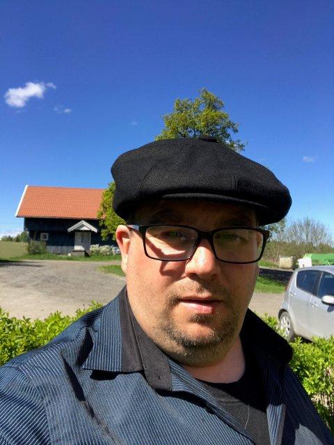 SAVNER BUSS: Knut Merox Iversen (SV) fremmet en interpellasjon i kommunestyret om behovet for en direkte bussforbindelse mellom Vinterbro og Ås sentrum.