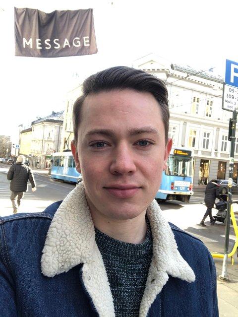 I FOKUS:  Overfallet på voldsofferet Edvin Eriksen (23) fra Trysil har vært tema i to utgaver av TV 2-programmet Åsted Norge.