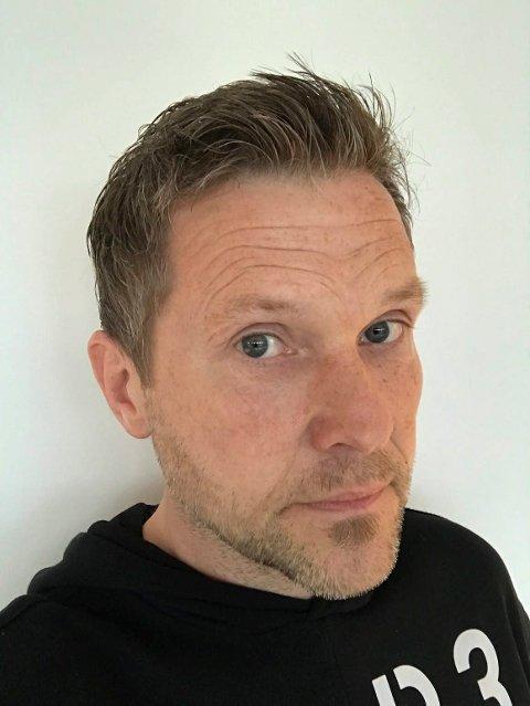 Ole Petter Svaleng er operational supervisor i NUI. Han tjente 1. 818.365 kroner i fjor og seiler derfor opp som Rødøy kommunes best betalte i 2017.