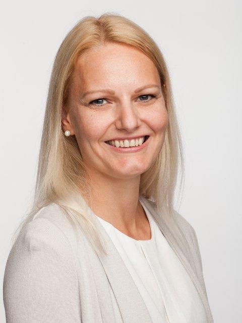 Underdirektør Siv Simonsen Kibsgaard i Skatt Nord.