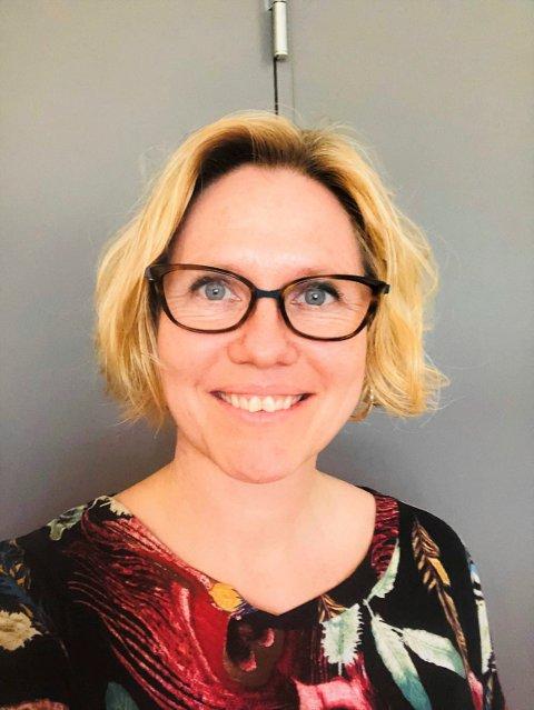 Vibecke Olsen er nummer to på Jevnaker Høyres liste til høstens kommunevalg.