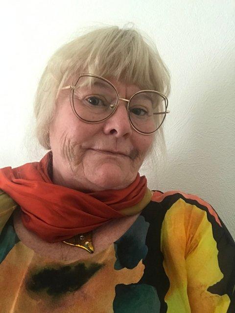SATSER: Kirsten Strand Korgerud (67) våger der andre gir opp.